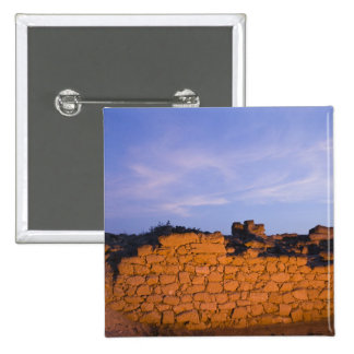 Oman, Dhofar Region, Salalah. Al, Baleed 15 Cm Square Badge