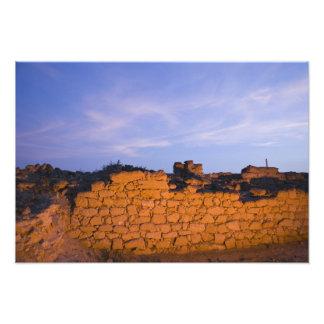 Oman, Dhofar Region, Salalah. Al, Baleed Art Photo