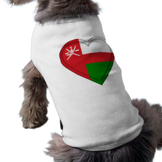 Oman flag shirt
