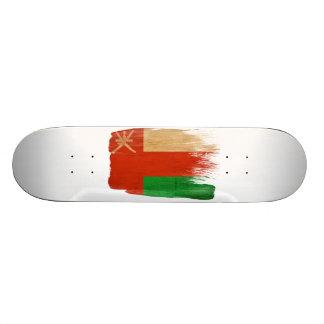 Oman Flag Skateboard Deck