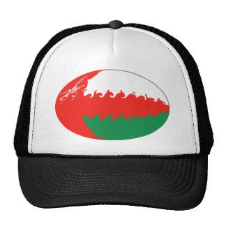 Oman Gnarly Flag Hat
