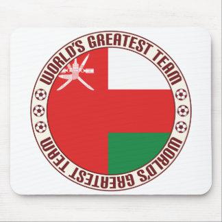 Oman Greatest Team Mouse Pad