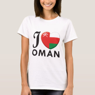 Oman Love T-Shirt