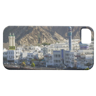 Oman, Muscat, Mutrah. Buildings along Mutrah Case For The iPhone 5