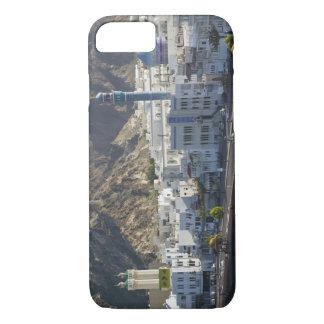 Oman, Muscat, Mutrah. Buildings along Mutrah iPhone 8/7 Case
