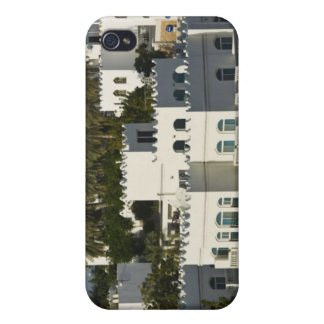 Oman, Muscat, Qurm. Buildings of Qurm Area / iPhone 4 Case