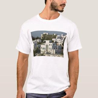 Oman, Muscat, Qurm. Buildings of Qurm Area / T-Shirt