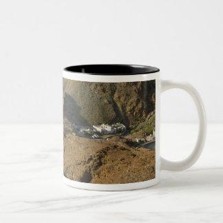 Oman, Muscat, Ruwi/Al Hamriyah. View of Ruwi / Two-Tone Coffee Mug