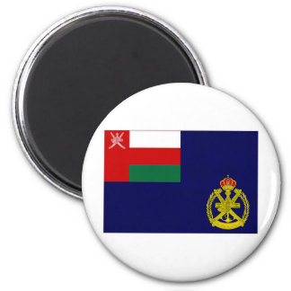 Oman Naval Ensign Magnet