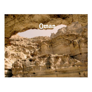 Oman Postcard