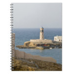 Oman, Sharqiya Region, Sur. Towers of Al Ayajh Notebook