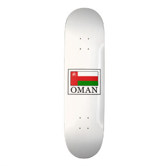 Oman Skate Board Decks