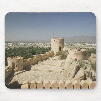 Oman, The Batinah Plain, Nakhal. Nakhal Fort, at Mouse Pad