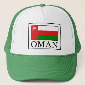 Oman Trucker Hat