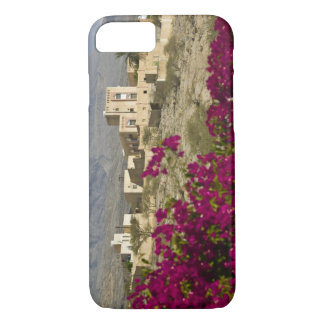 Oman, Western Hajar Mountains, Al Hamra. Town iPhone 8/7 Case