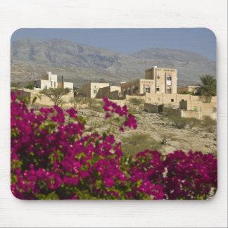 Oman, Western Hajar Mountains, Al Hamra. Town Mouse Pad