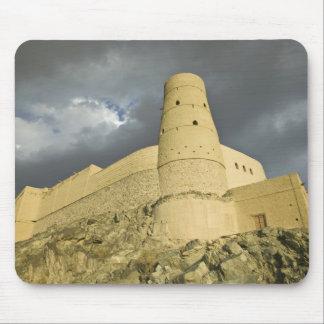 Oman, Western Hajar Mountains, Bahla. Bahla Fort Mouse Pad