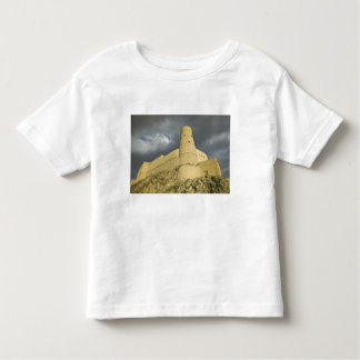 Oman, Western Hajar Mountains, Bahla. Bahla Fort Toddler T-Shirt