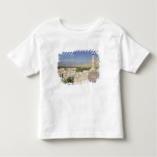 Oman, Western Hajar Mountains, Nizwa. Nizwa Toddler T-Shirt