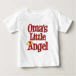 Oma's Little Angel Tshirts