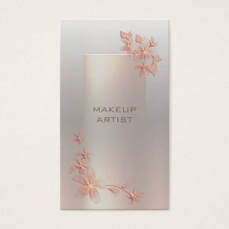 Ombre chic bright rose pearl floral modern luxury