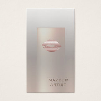 Ombre chic bright rose pearl lips modern luxury