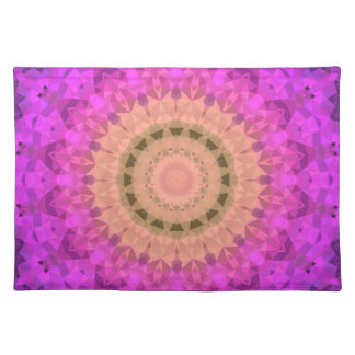 Ombre Kaleidoscope 2 Placemat