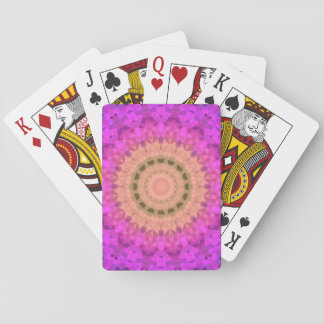 Ombre Kaleidoscope 2 Playing Cards