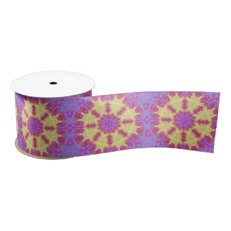 Ombre Kaleidoscope 2 Satin Ribbon