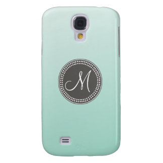 Ombre Mint Green Galaxy S4 Case