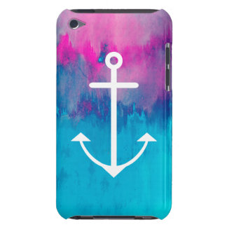 Ombre Nautical Barely There iPod Cover
