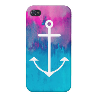 Ombre Nautical iPhone 4 Covers