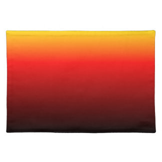 Ombre Sunset Placemat