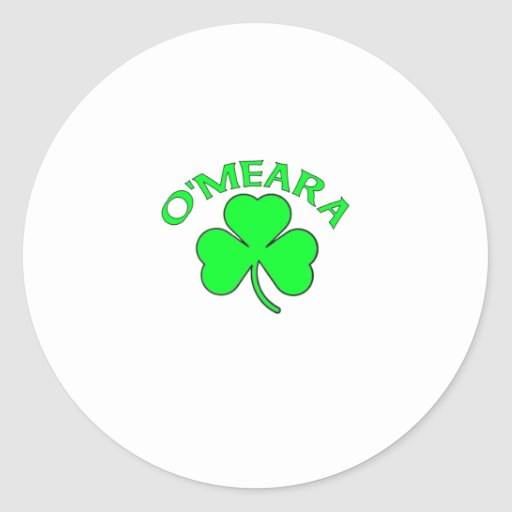 O'Meara Sticker