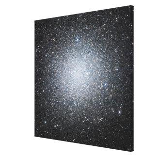Omega Centauri, a Globular Cluster in Centaurus (N Stretched Canvas Print