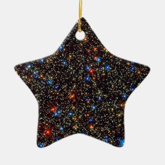 Omega Centauri giant star cluster Ceramic Star Decoration
