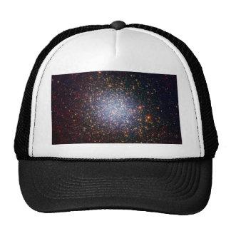 Omega Centauri Looks Radiant in Infrared Mesh Hat