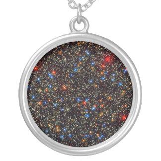 Omega Centauri Round Pendant Necklace