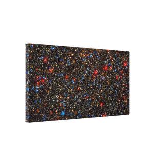 Omega Centauri Star Cluster Canvas Print