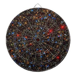 Omega Centauri Star Cluster Dart Boards