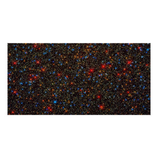 Omega Centauri Star Cluster Posters
