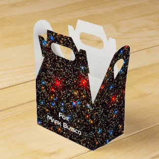 Omega Centauri - Write Your Own Text Party Favour Boxes