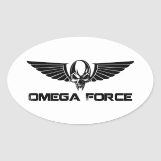 Omega Force Logo Sticker