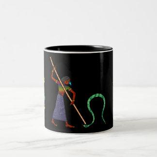 Omega & Mayan Shaman Coffee Mug