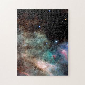 Omega Nebula Jigsaw Puzzle