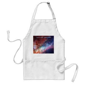 Omega Nebula - Our Amazing Universe Standard Apron