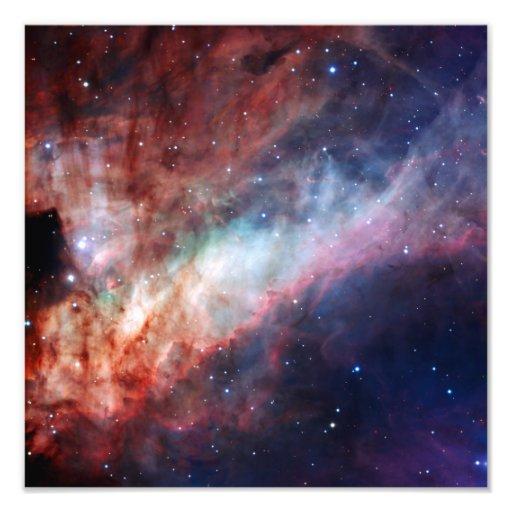 Omega Nebula Space Astronomy Photo