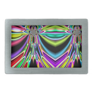 Omega Rainbow Belt Buckle