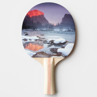 Omega Red Ping Pong Paddle