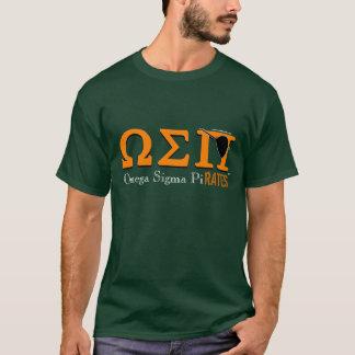 Omega Sigma Pirates T-Shirt